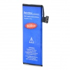 High Capacity 3.7V 2250mAh Li-ion Replacement Battery for IPHONE 5 - Blue