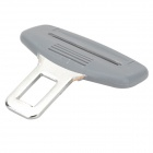 Universal ABS Car Safety Belt Buckle - Grey