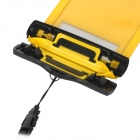WP-320 Universal Waterproof Bag w/ Strap for Samsung / HTC / LG / IPHONE - Yellow