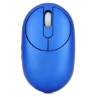 Promi MG-012 2.4G Wireless USB 3-Port HUB Mouse - Blue