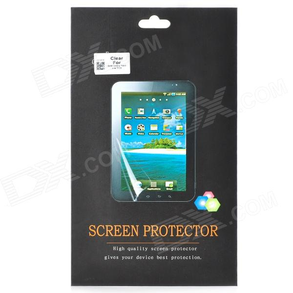 Protective Clear Screen Protector Guard Film for Samsung Galaxy Tab 3 Lite T110 enkay clear hd screen protector protective film guard for samsung galaxy tab 3 7 0 t210