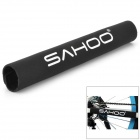 SAHOO 46524 Neoprene Bicycle Chain Stay Protector / Guard - Black