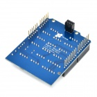 Robot / tegel Sensor Extension Module for Arduino (fungerar med officiella Arduino styrelser - Multicolor