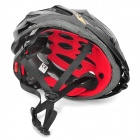 MOON MV37 Outdoor Cycling Bike Helmet - Black + Golden + Red