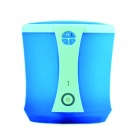 DOSS DS-1156 Wireless Bluetooth V3.0 Stereo Speaker w/ TF  -Blue