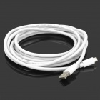 KS-U35 USB to Micro 5pin Charging / Data Cable for Samsung / HTC / BlackBerry - White (297cm)