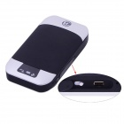 GPS303A GSM / GPRS / GPS Tracker for Person / Vehicle / Moving Objects - White + Black