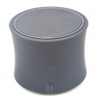 A3 Bluetooth V3.0 Handsfree Speaker w/ Microphone / Mini USB / TF - Black