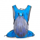 AONIJIE Fashion Mountaineering Backpack - Blue (18L)