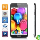 "JIAKE G910W Dual-core Android 4.2.2 WCDMA Bar Phone w/ 5.0"" Screen, Wi-Fi and GPS - Black"