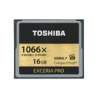 Toshiba 16GB Exceria Pro Compact flash Card