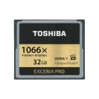 Toshiba 32GB Exceria Pro Compact flash Card