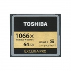 Toshiba 64GB Exceria Pro Compact flash Card