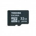 Toshiba 32GB microSDHC Exceria TypeHD Class 10 Flash Memory Cards