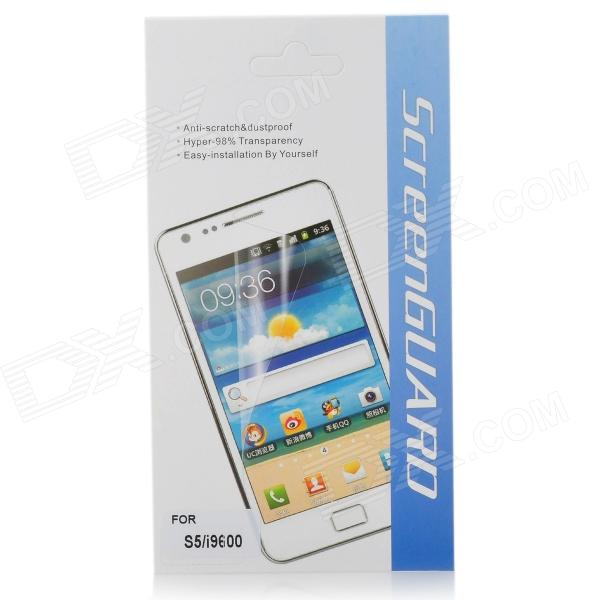 PANDAOO Protective Clear Screen Proctor for Samsung Galaxy S5 - Transparent