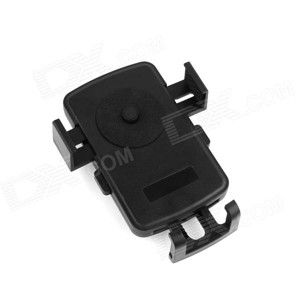 Universal Back Clip Bracket for Cellphone / GPS Navigator - Black