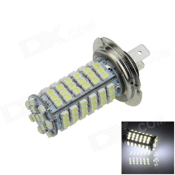 H7 8W 450lm 120-SMD 1210 LED White Light Car Foglight / Headlamp / Tail Light (12V) h1 4w 220lm 68 smd 1210 led warm white light car foglight headlamp tail light 12v