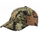 Jungle Men Outdoor Bionic Camouflage Cotton Hats