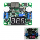 Buy MaiTech Integrated Voltmeter Module / Step-up Power Supply - Green(Red Display/5-25V)