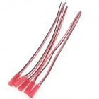 MOT MOT2 JST Mann Tilkoblingskabler for DIY Arduino Raspberry Pi Model Aircraft (40 PCS / 17cm)