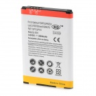 High Capacity Mobile Phone Replacement 3.8V 1900mAh Li-ion Battery for LG F3 / VM720 / MS659