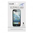 PET HD Screen Protector for HTC one 2 / M8 - Transparent