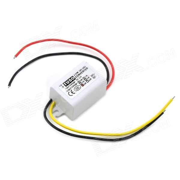 BONATECH 03100577 15W 5V DC-DC Potting Waterproof Power Module - White