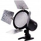 YONGNUO YN-168 LED Illumination Video Light Lamp for SLR Camera / Camcorder - Black