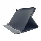 M-3256 Protective Flip-Open PU + ABS Case w/ Stand for IPAD AIR - Grey