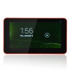 "P706 7.0"" Dual Core Android 4.1 Tablet PC w/ 512MB RAM, 4GB ROM, Wi-Fi, Dual Camera - Orange"