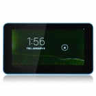"P706 7.0"" Dual Core Android 4.1 Tablet PC w/ 512MB RAM, 4GB ROM, Wi-Fi, Dual Camera - Sky Blue"