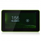 "P706 7.0"" Dual Core Android 4.1 Tablet PC w/ 512MB RAM, 4GB ROM, Wi-Fi, Dual Camera - Green"