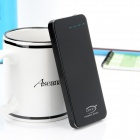 BP-5S Ultra-thin 6000mAh Mobile Power Source Bank for IPHONE 5S / Samsung / HTC - Black Grey