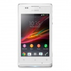 "Sony Xperia E C1505 Android 4.1 Bar Phone w/ 3.5"" Screen, Wi-Fi and GPS - White (3G, Unlocked)"