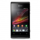 "Sony Xperia E C1505 Android 4.1 Bar Phone w/ 3.5"" Screen, Wi-Fi and GPS - Black (3G, Unlocked)"