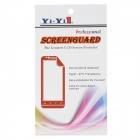Protective PET Clear Screen Guard Films for HTC One 2 / M8