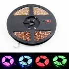 SKLED 72W 3000lm 300-SMD 5050 LED RGB Waterproof Yellow Plate Car Decorative Light Strip (12V / 5m)