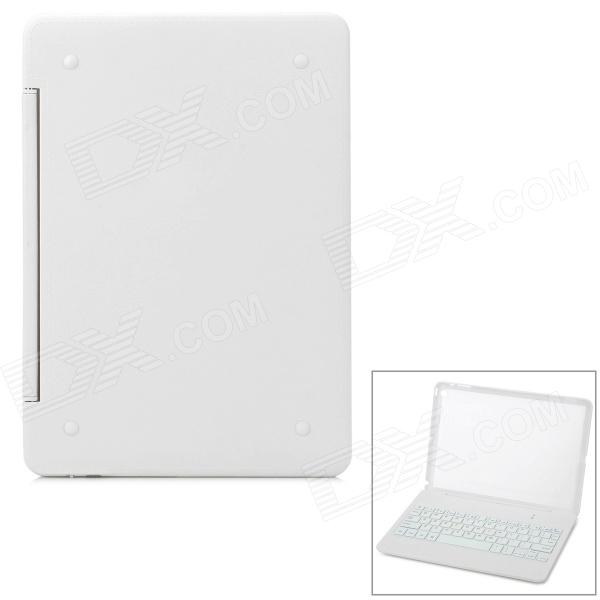 Bluetooth V3.0 64-Key Keyboard for IPAD AIR - White