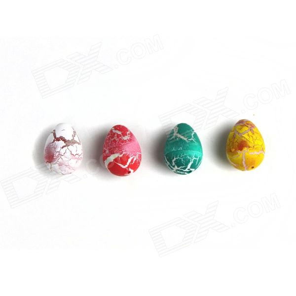 The Variety Rift Dinosaur Eggs - Green + Red + Multicolored (4 PCS)
