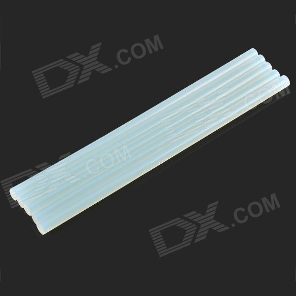 27cm Hot Melt Glue Stick - Translucent White (5 PCS)