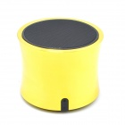 A3 Bluetooth V3.0 Handsfree Speaker w/ Microphone / Mini USB / TF - Golden