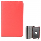 360 Degree Rotary Protective Flip Open PU Leather Case w/ Stand for Asus Vivo Tab Note 8 / M80TA