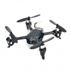 YD YD928 Mini Wireless Remote Control 4-CH 4-axle Aircraft - Black