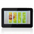 "BS1078 10.0"" Quad Core Android 4.4 Tablet PC w/ 1GB RAM, 16GB ROM, Bluetooth, Wi-Fi - White + Black"