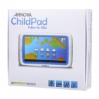 ARNOVA AN7DG3B Android 4.0 Tablet PC m / 1GB RAM / 4GB ROM for barn-himmel blå + hvit