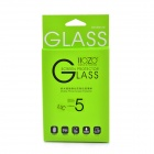 IIOZO 2.5C Premium Tempered Glass Screen Protector for IPHONE 5 - Transparent