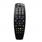 Satellite Set-Top Box Remote Control for Dream BOX 8000 / 800 - Black (2 x AAA)