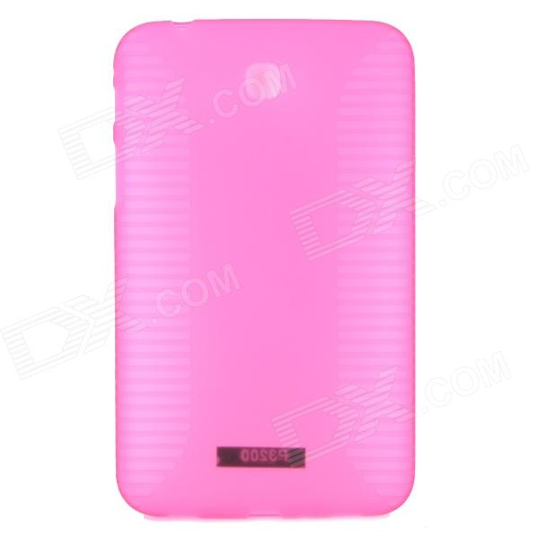 Protective Anti-slip PVC + TPU Case for Samsung Galaxy Tab 3 / T210 / T211 / P3200 / P3210