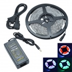 5053065RAYO-RGB Waterproof 36W 1800lm 150-LED RGB Decoration Light Strip Kits - White (500cm / 12V)