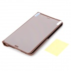 Stylish Protective Flip Open PU Case w/ Stand + Screen Protector for Samsung Galaxy Tab Pro 8.4 T320